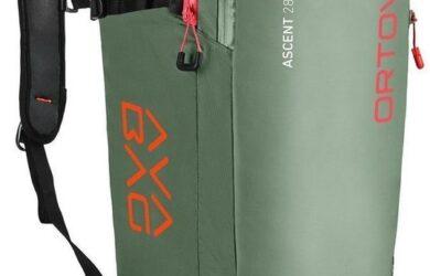 Obrázek zobrazuje produkt Ortovox ascent avabag kit 28l světle zelená