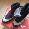 Běžkové boty Madshus, vel. 43, Cena: 1 200 Kč (Původní cena: 2 499 Kč), ve skvělém stavu.