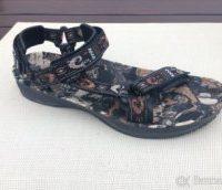 Turistické sandály Triop - Terra Colour