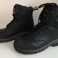 Dr. Martens boty kožené vyšší