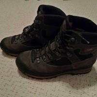 Goretexové trekkingové boty Aku Conero GTX Black grey f8ce5973ab