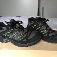 477a1ca3340 Pánské outdoor boty Salomon Eskape GTX ve. 42 2 3
