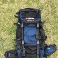 Batoh Gemma Expedition 60l modrý
