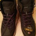 Outdoor kotníkové boty s Gore-tex - zn. LOWA