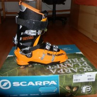 Skialpové boty Scarpa Mestrale