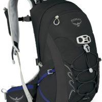 batoh Osprey Tempest 9 II v černé barvě